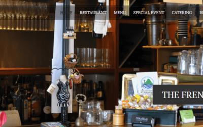 Site Internet Café Versailles