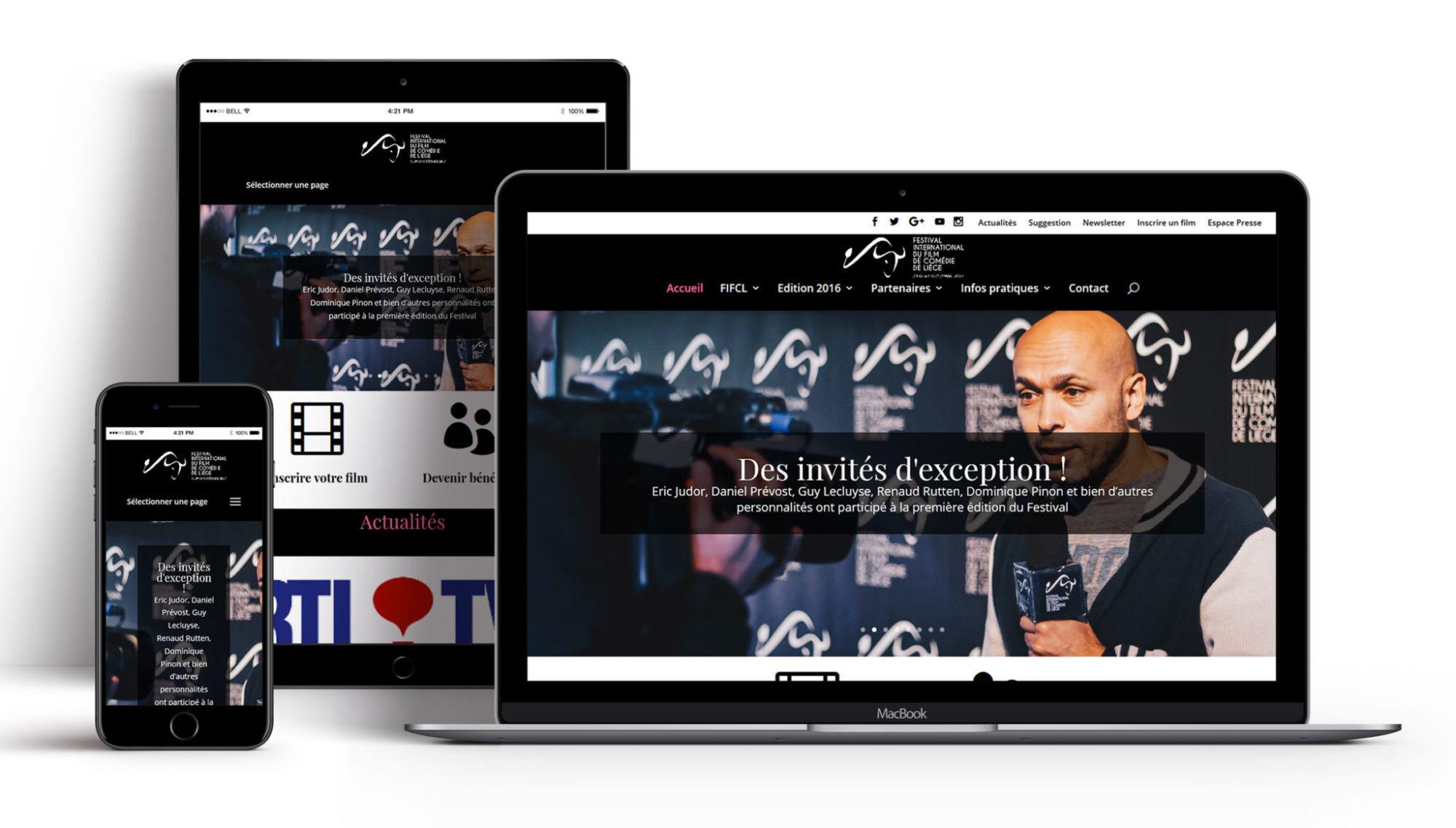 Site Internet FIFCL