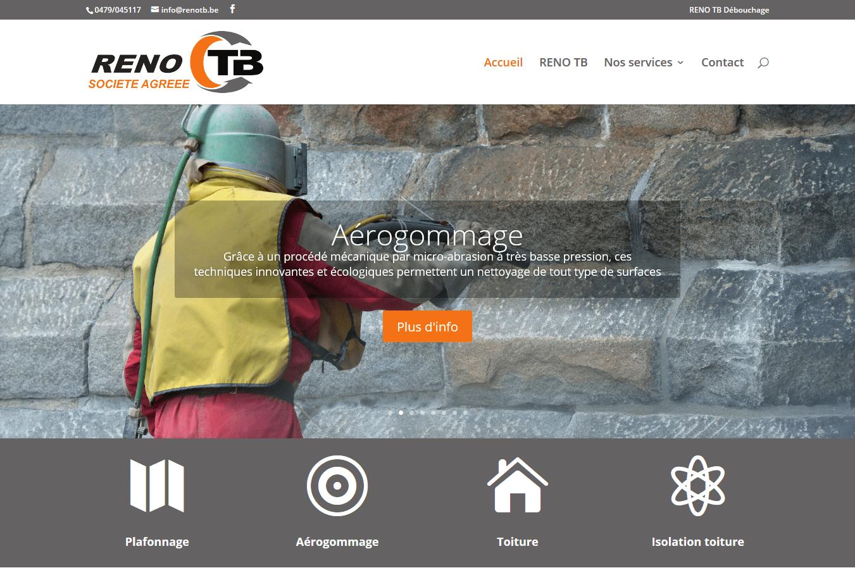 Site Internet Reno TB