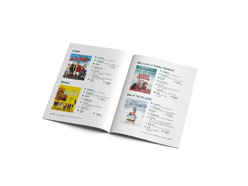 Catalogue papier FIFCL 2016