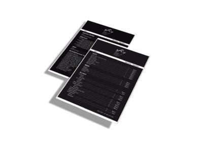 Carte tarifaire FIFCL