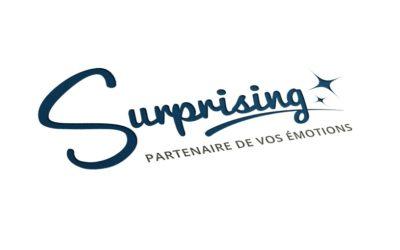 Logo Surprising