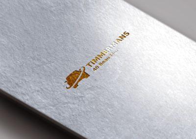 Création du logo du garage Timmermans
