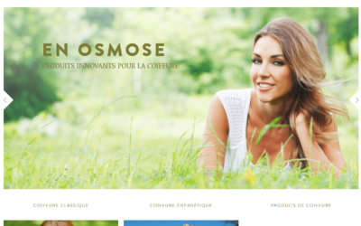 Site e-commerce En Osmose