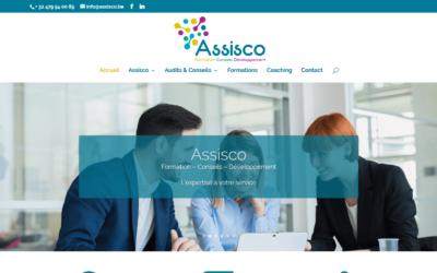 Site Internet Assisco