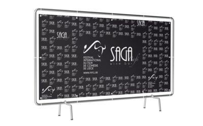 Bâche FIFCL 2017 – SAGA