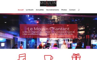 Site Internet Moulin Chantant