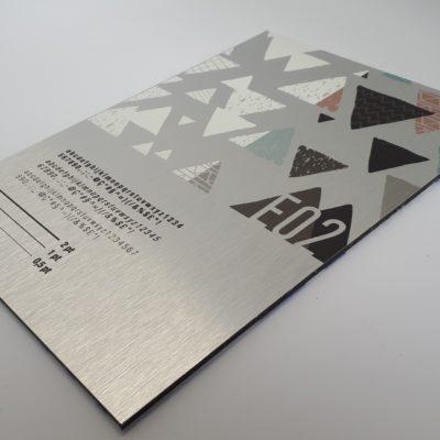Support en aluminium
