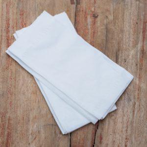 Serviette en papier imprimé