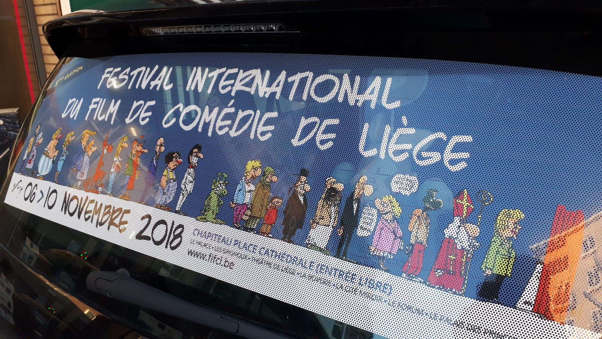 Site Internet La Croisette