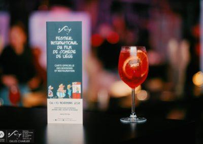 Création de la carte des boissons