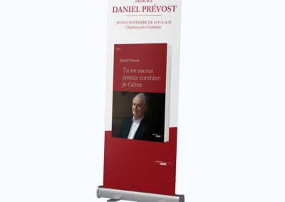 Rollup Daniel Prévost