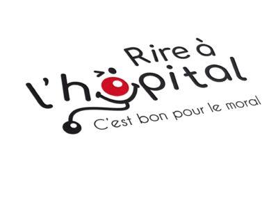 Logo Rire à l'hôpital