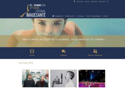 Site Internet ImagéSanté