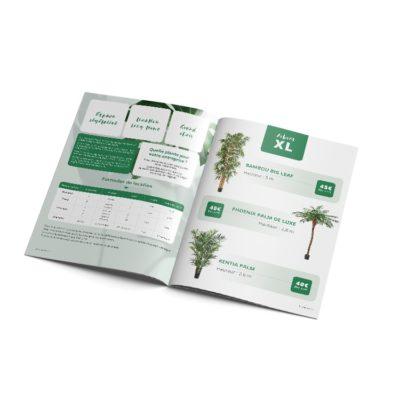 Création de catalogues papier