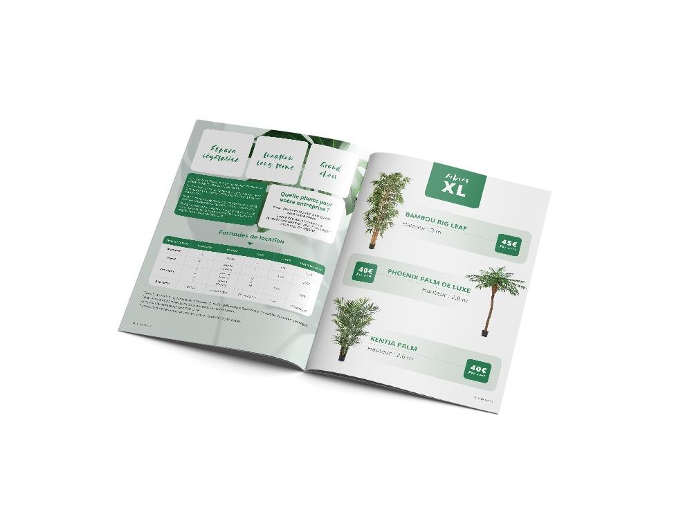 Brochure papier Do Création
